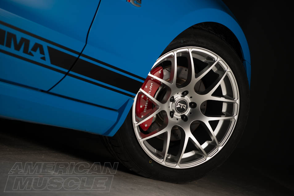 Mustang Wheels - Buyer\u0027s Guide to Sizing, Looks,  Performance