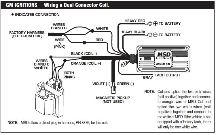 Msd 6al Wiring Schematic Online Wiring Diagram