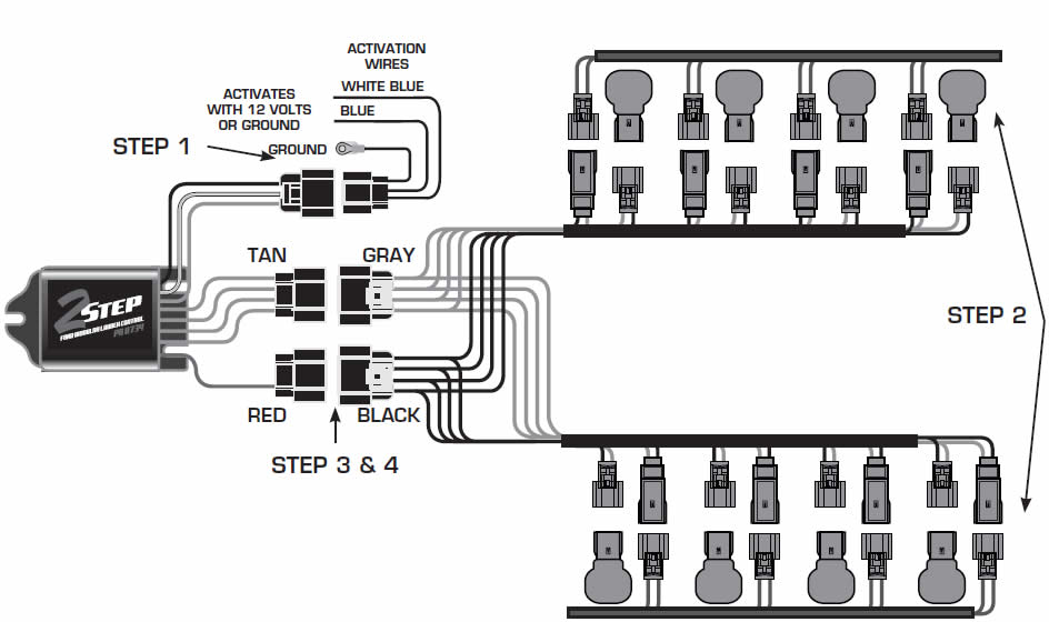 Msd Relay Wiring Diagram Wiring Diagram