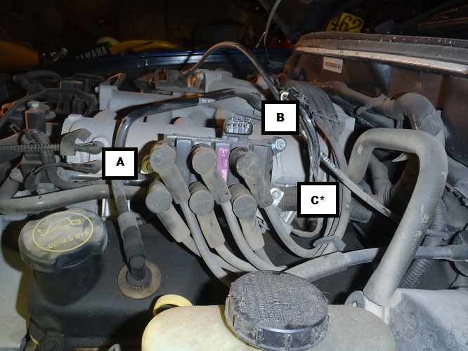 How to Install a Coil Pack on Your 2001-2004 V6 Mustang AmericanMuscle