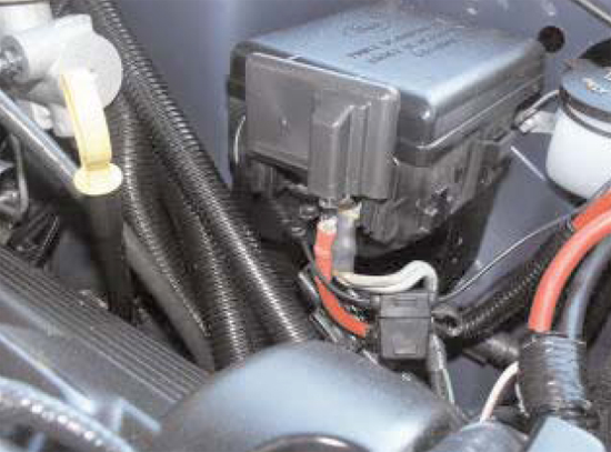 SLP Brake-Control Package (\u002799-\u002704 GT) - Installation Instructions
