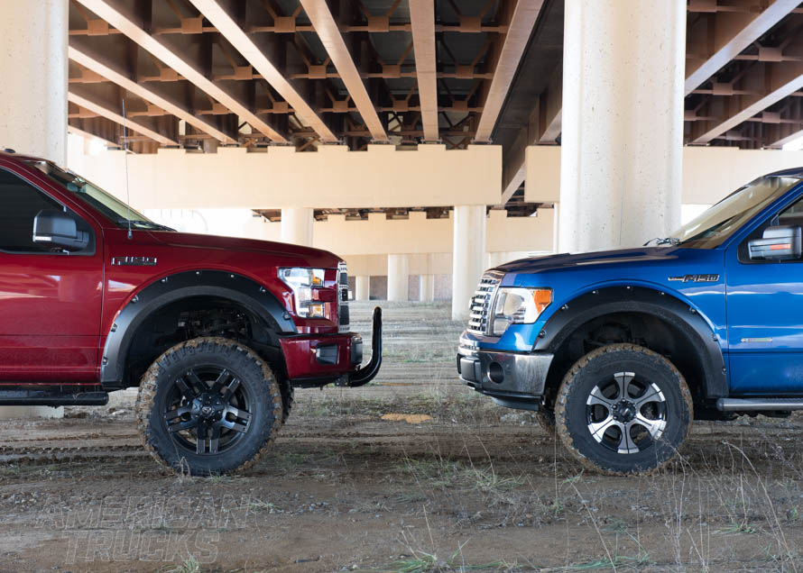 How to Add Ground Clearance to Your F-150 AmericanTrucks
