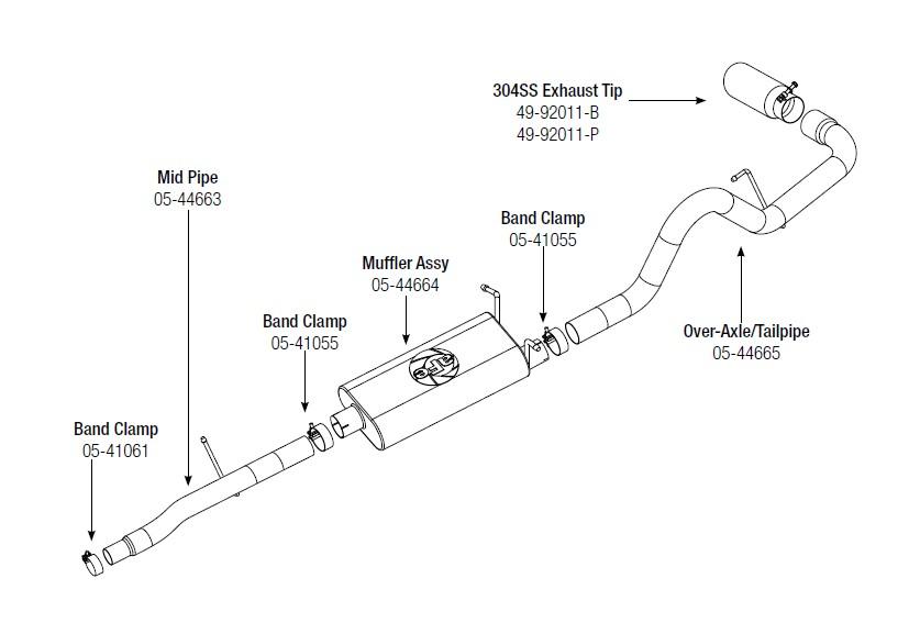 F150 46l Exhaust Diagram Wiring Schematic Diagram