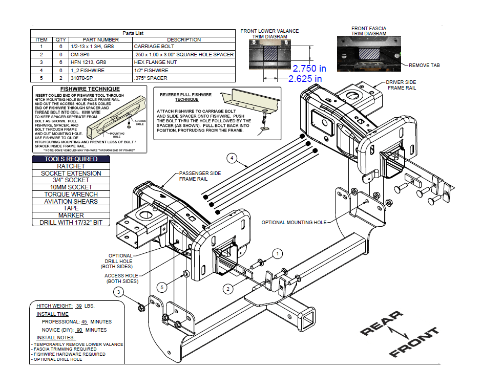 hitch mount winch wiring diagram