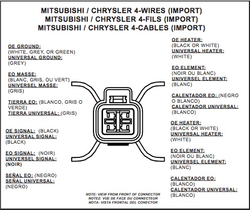Hyundai Oxygen Sensor Wire Diagram 4 Wiring Schematic Diagram
