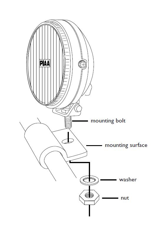 piaa 520 wiring harness