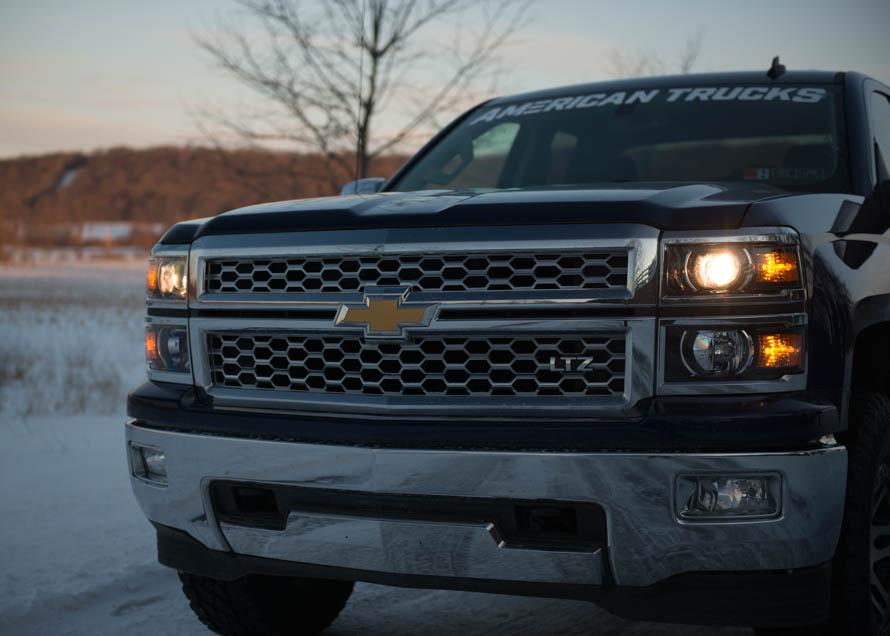 Silverado Headlights and Upgrade Options AmericanTrucks