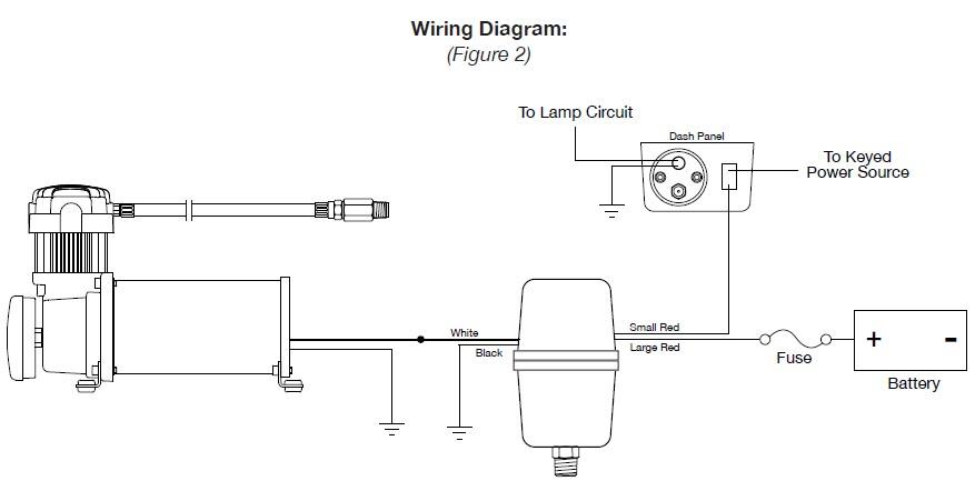 Viair Compressor Wiring Wiring Diagram
