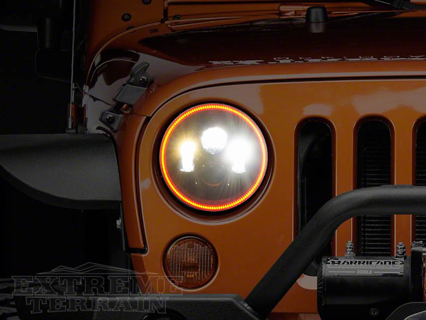 Best Headlights for My Jeep Wrangler  How to Adjust Them