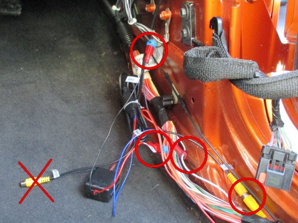 How to Install a Raxiom Auto-Dimming 35 in Rearview Mirror w