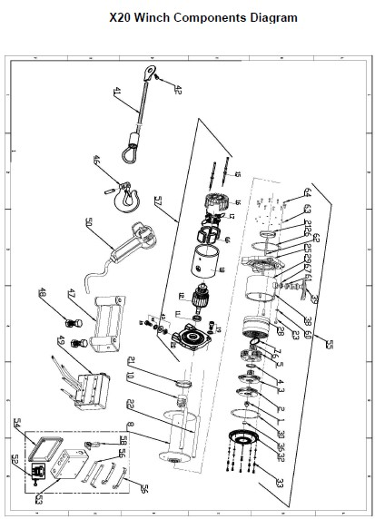 smittybilt x2o winch wiring diagram