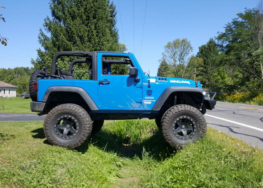 Improving Your Jeep Wrangler\u0027s Suspension Components  Handling
