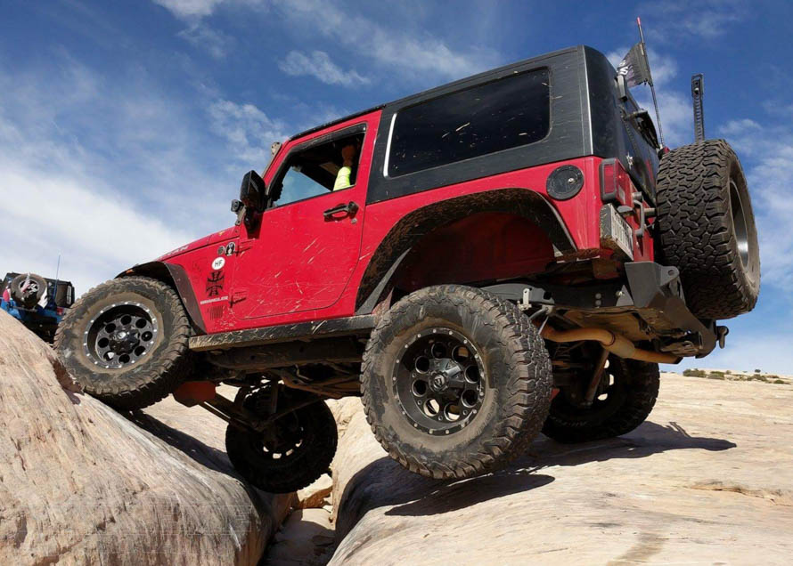 Jeep Wrangler Track Bar Problems  How to Solve Them ExtremeTerrain
