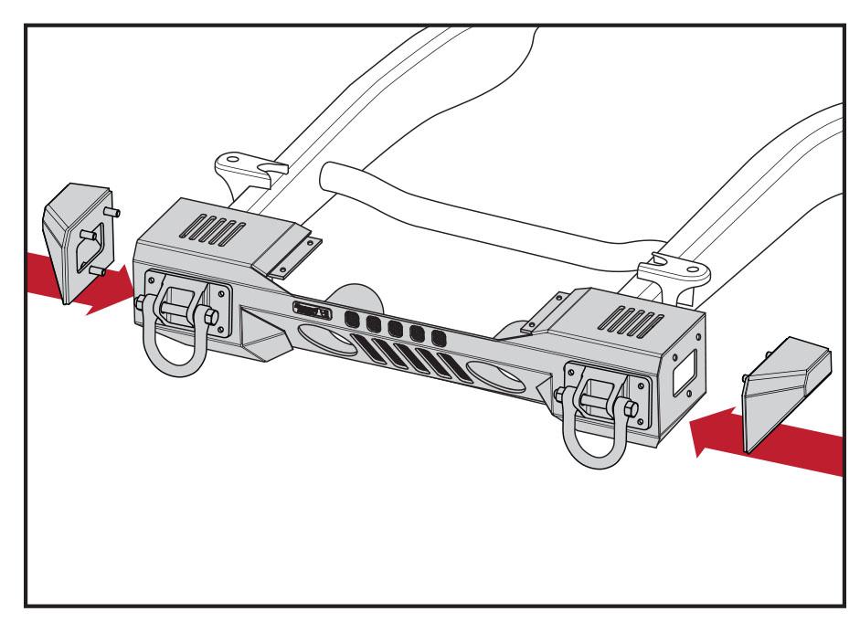 jeep wrangler tj fog light install