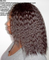 Tree Braids by Kaale- Double Breasted Cornrows with ...