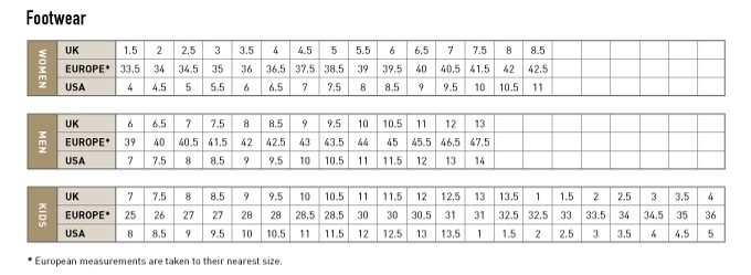 Ariat Boot Size Chart Fitting Tips
