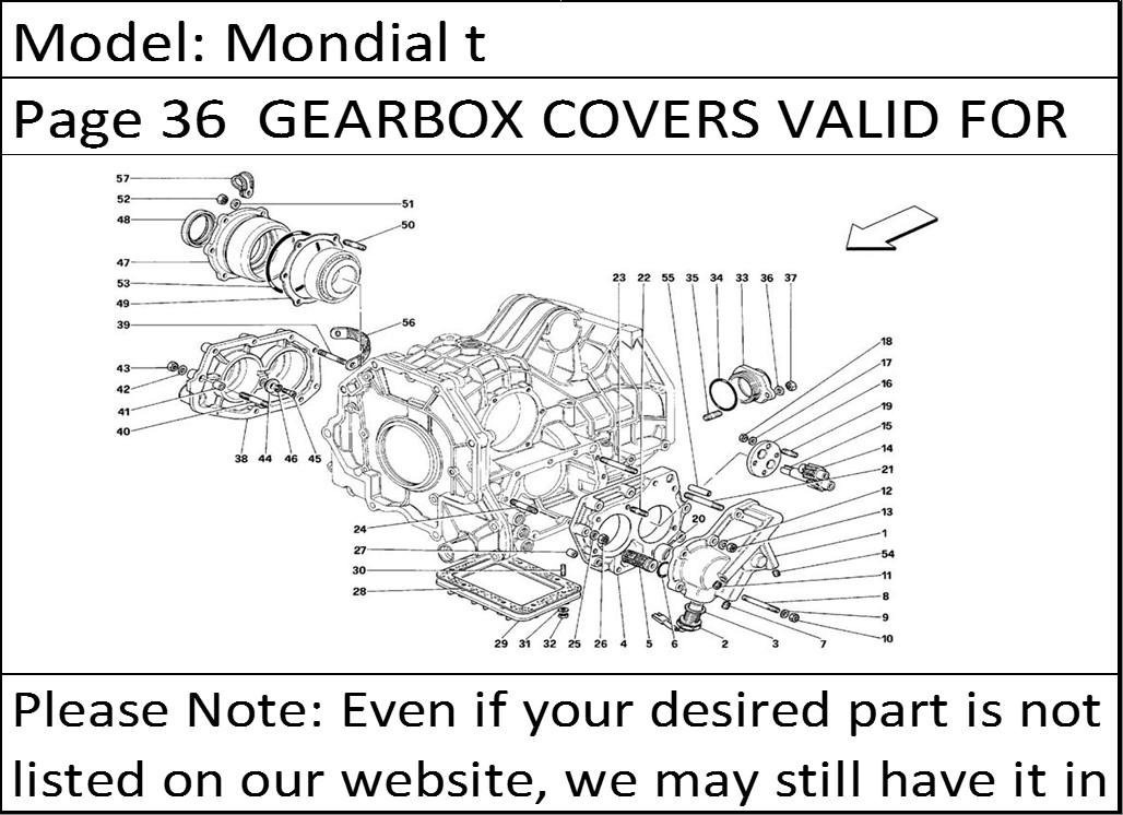Buy Ferrari Part # 10263460 COPPER WASHER D 22X28X15MM (OLD