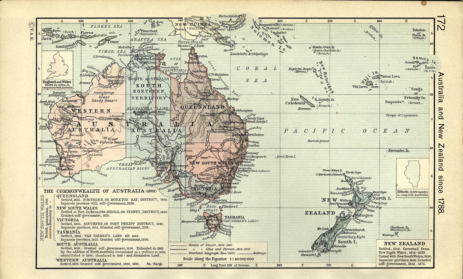 Cots Online Australia Australia And The Pacific Historical Maps Perry