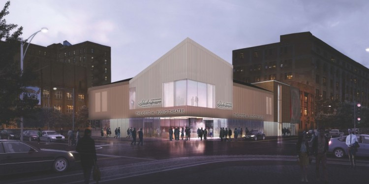 Cincinnati Shakespeare Company theatre