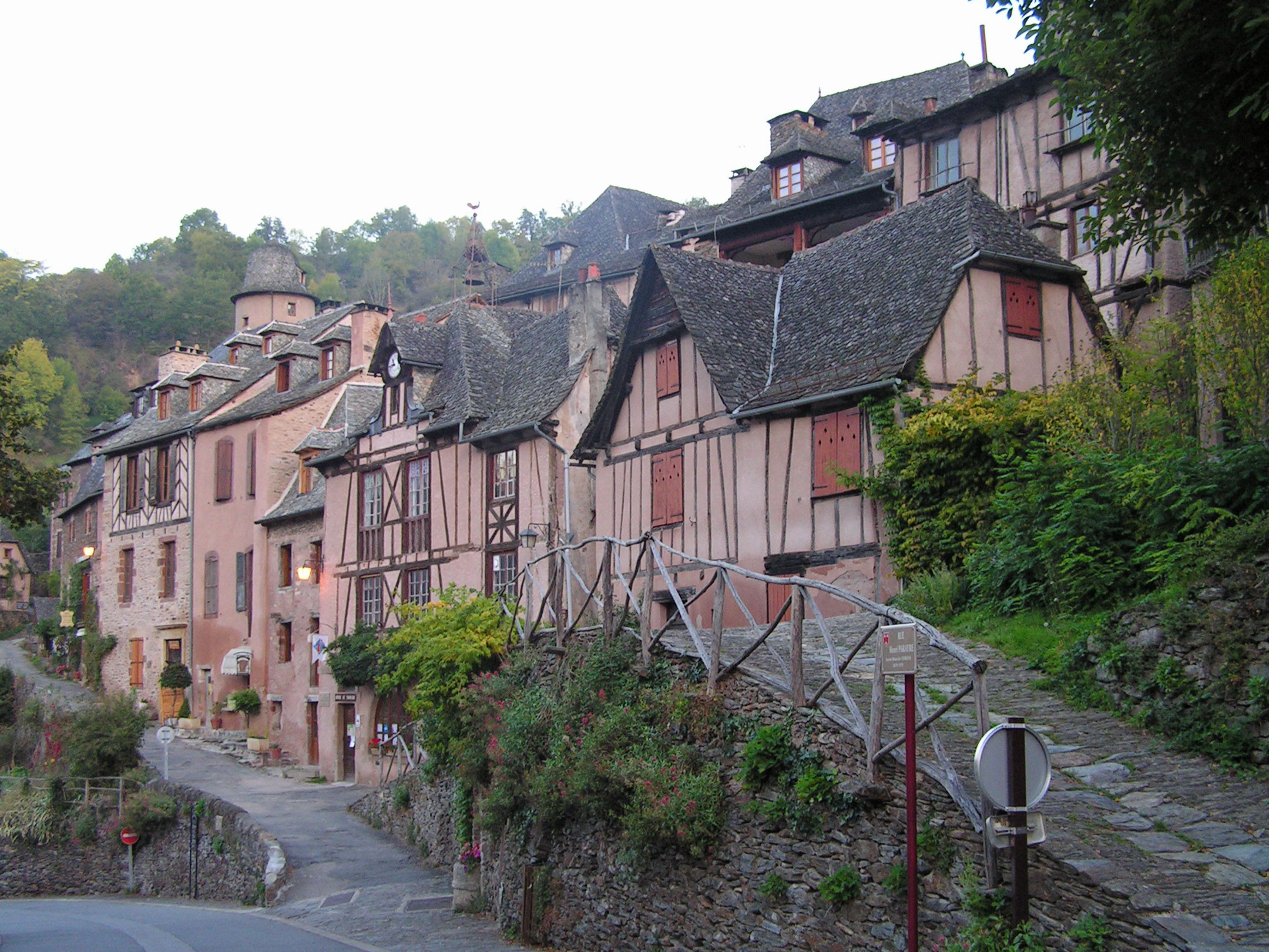 Chambre D Hote Conques Conques In My Suitcase Little Known Places To Discover