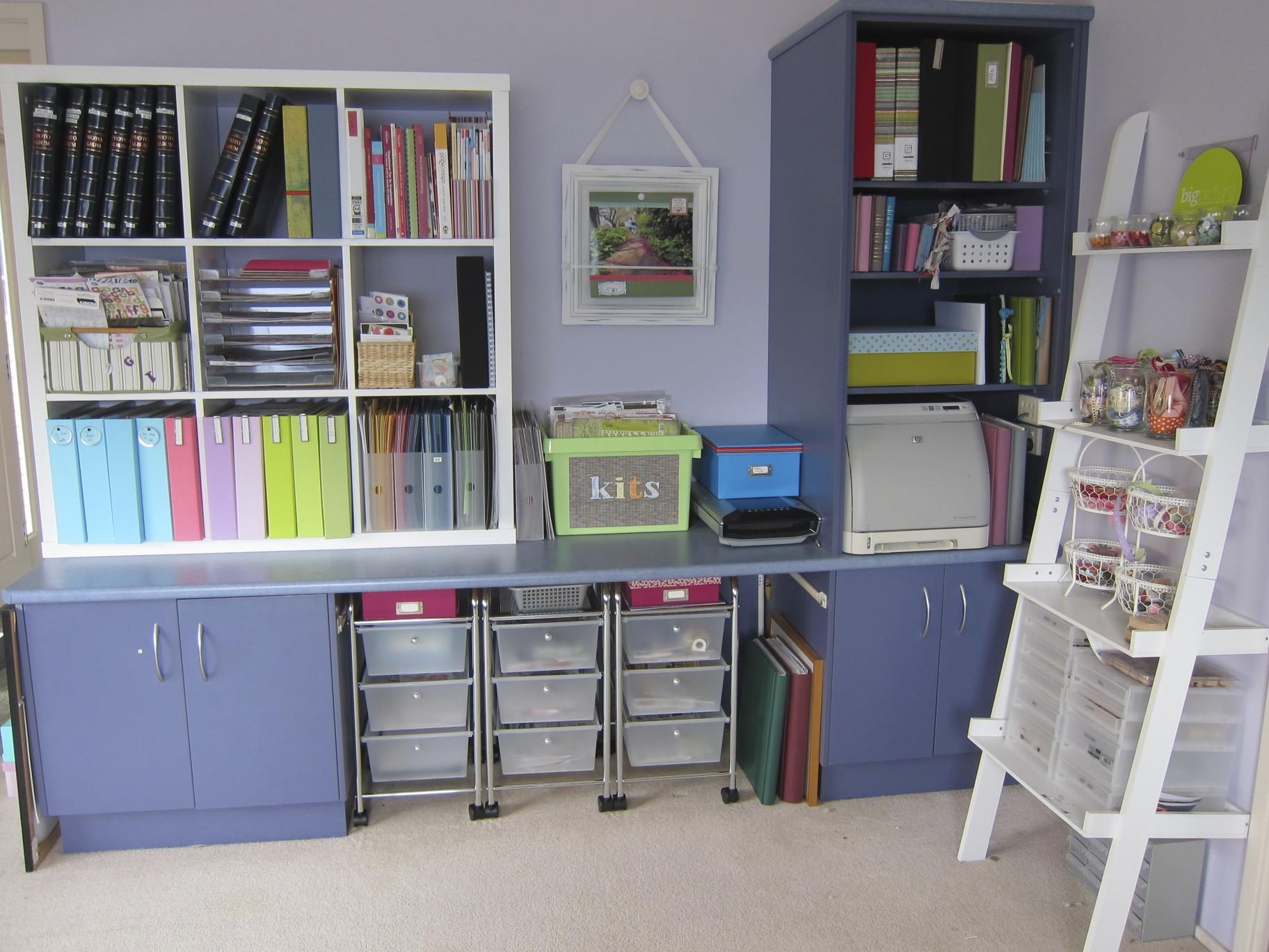 Attractive Scrapbook Room Design Ideas Part - 5: Stunning Scrapbook Room Design Ideas Photos Interior Design . 25 ...