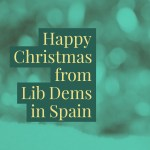 Watch Tim Farron's first Christmas message as Lib Dem leader