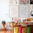 rainbow-desk
