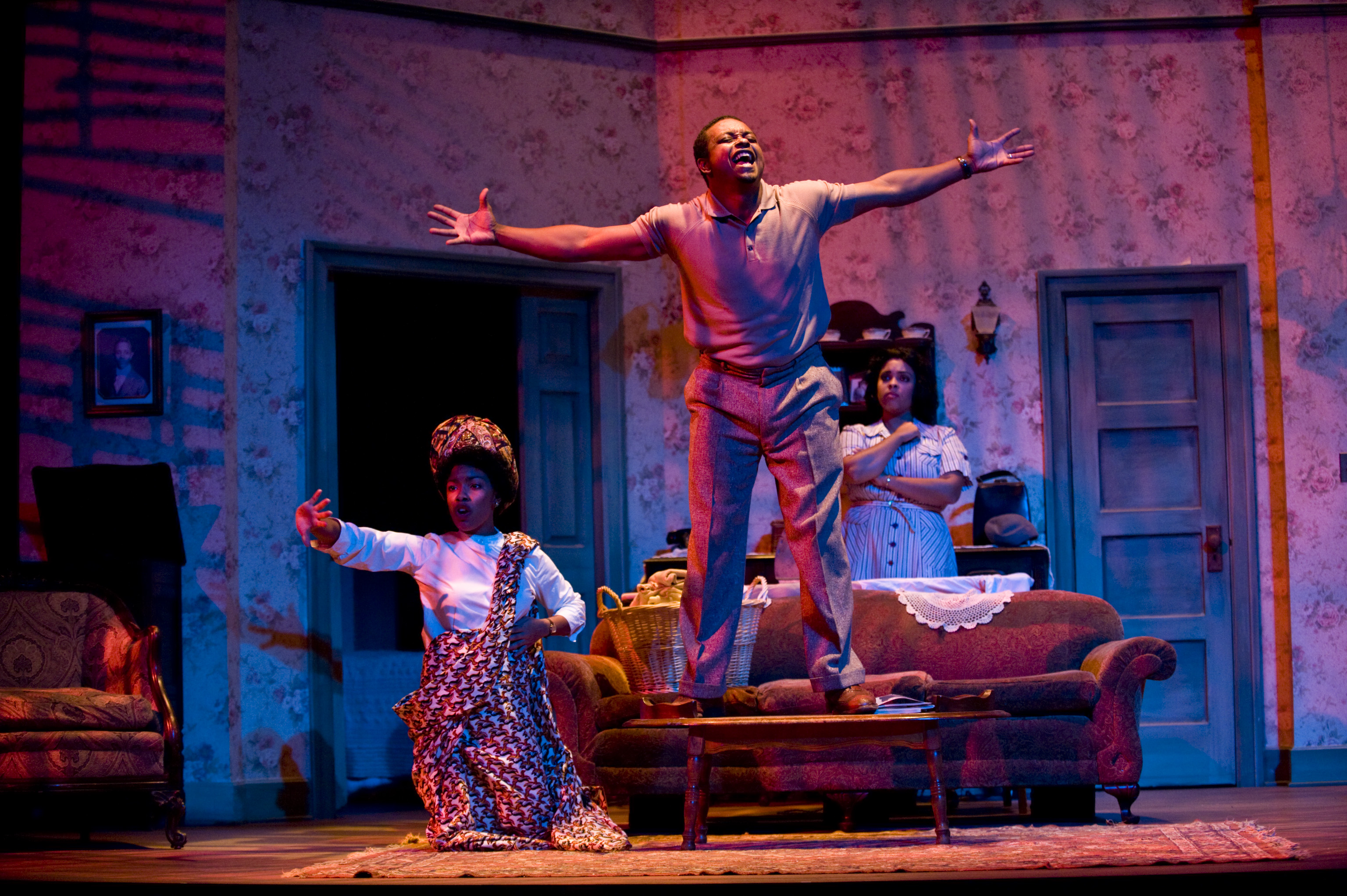 Mapp A Raisin In The Sun | Department Of Theatre, Dance, And