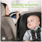 New Evenflo Carseat Uses 'Sensorsafe' Technology To Prevent Hot Car Deaths