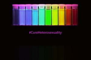 gays invent 'cure' for heterosexuality