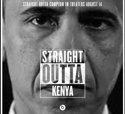 obama straight out of kenya