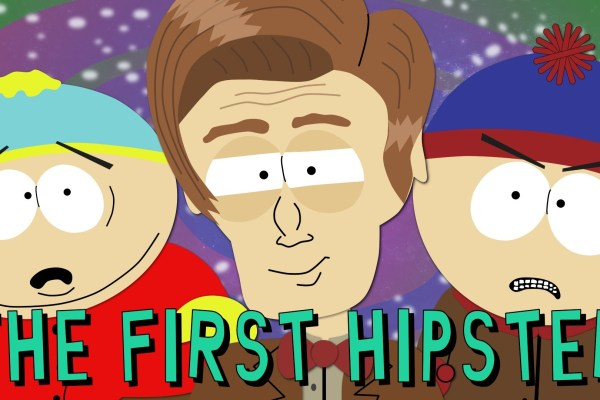 South Park Fan Creates Own Episode:  Doctor Who Parody – The First Hipster