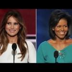 Melania Trump Plagiarizes Michelle Obama's Speech