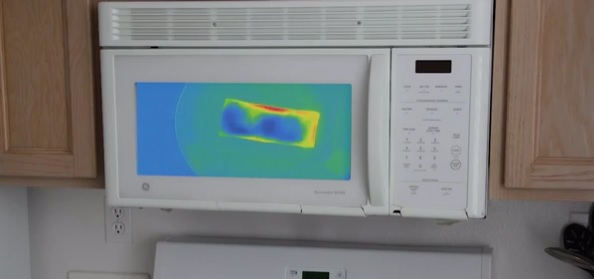 gays using microwaves go infect families with homosexuality food