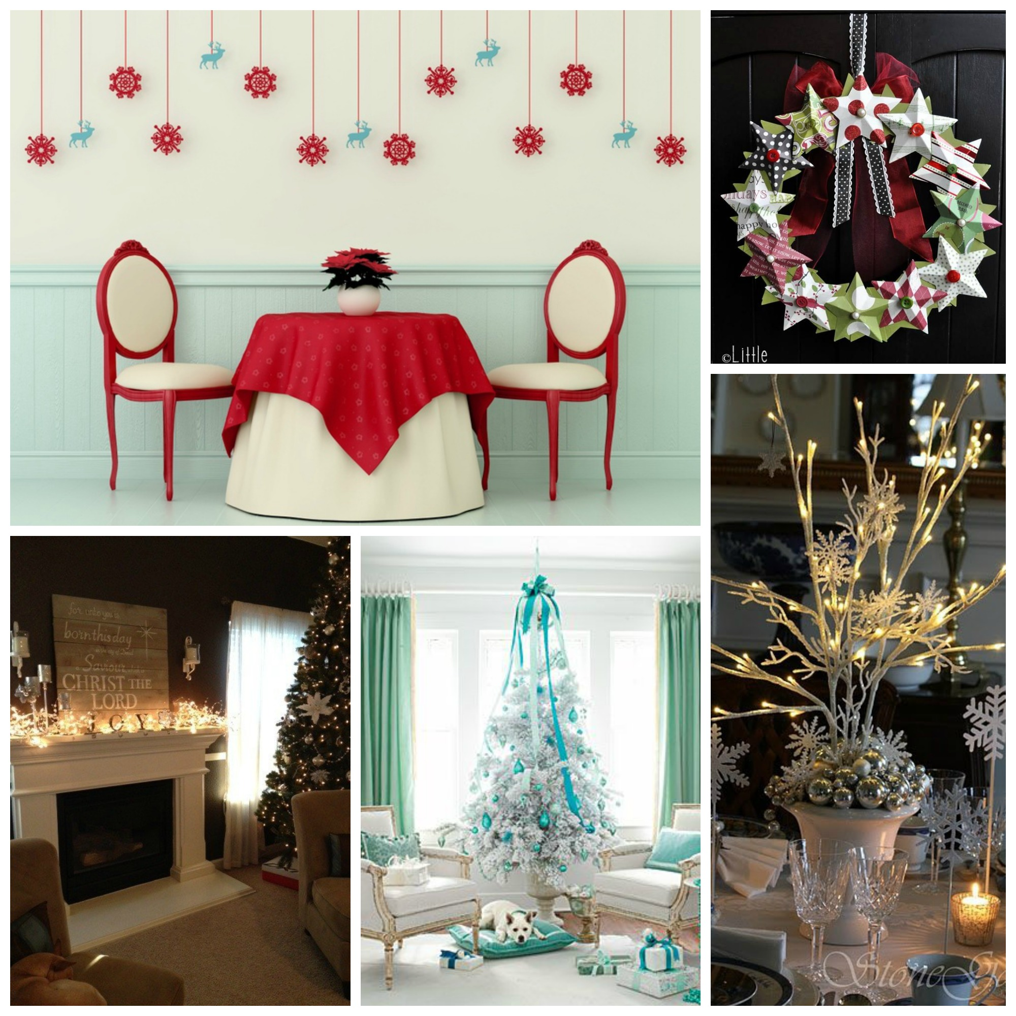 Ideas Para Decorar De Navidad 301 Moved Permanently