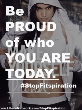 #StopFitspiration | Libero Magazine 17