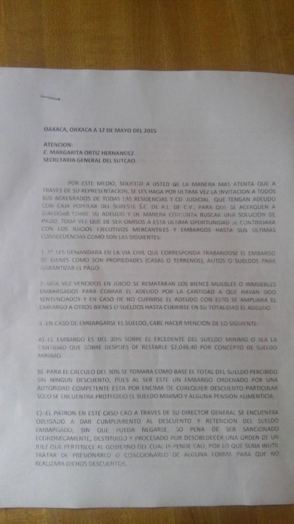 Docto CAO 1