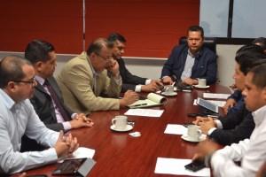 Funcionarios estatales y federales coordinan acciones para los Chimalapas (1)