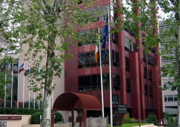 Comisión Europea España