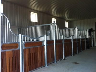 Liberty Equestrian Stalls