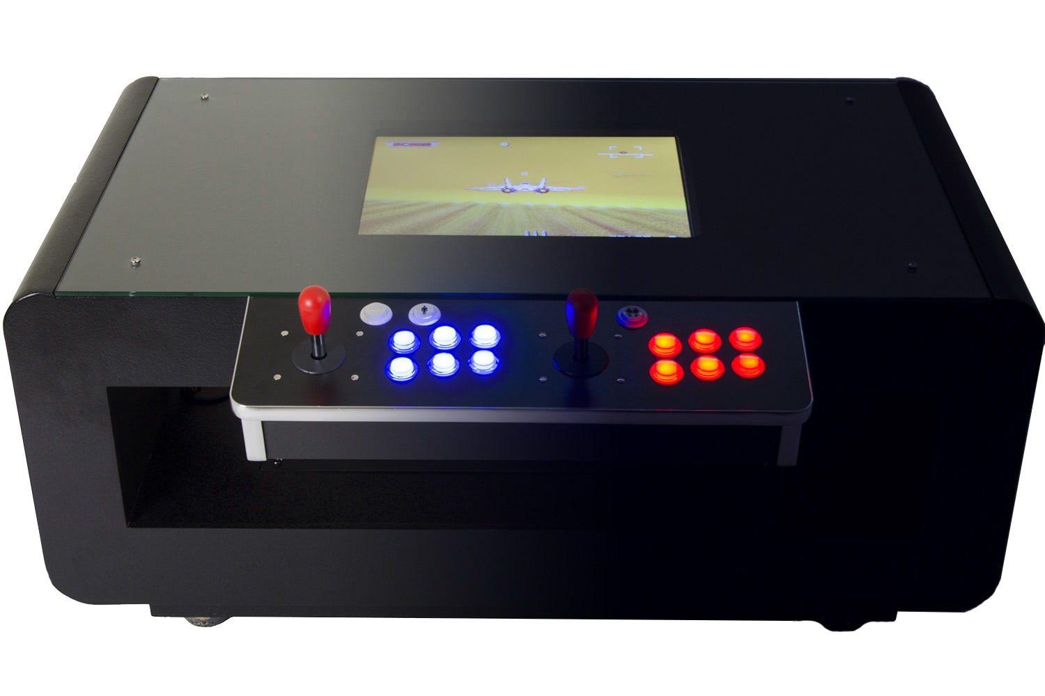 Couchtisch Galaxy Galaxy Arcade Coffee Table 2000 In 1 Liberty Games