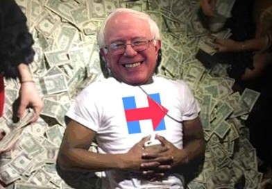 Bernie Sanders Selling Out Proves He's a One Percenter
