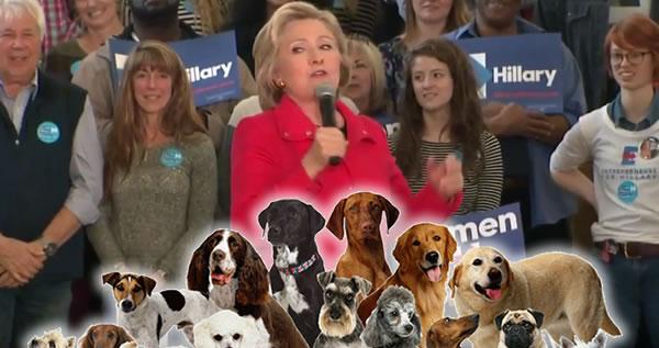 HillaryDogs