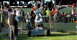 WOW: Golf Robot Scores A Hole In One!