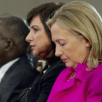 Is 'The Fix' In For Clinton As She Flies With Obama To Campaign?
