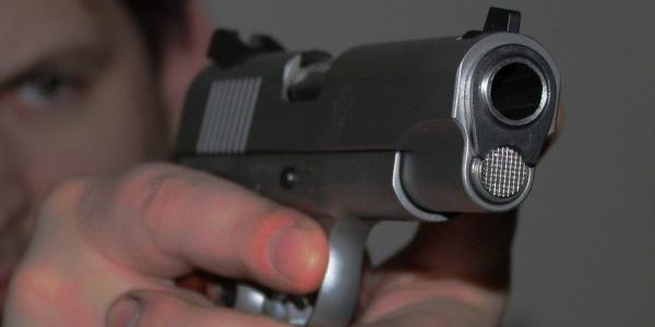 Armed Texas Citizen Shoots Jewelry Store Robber
