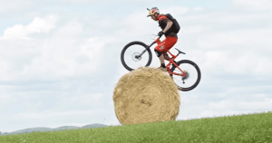 Scotland's Unbelievable Mountain Bike Daredevil Blows The Word Impossible Away!
