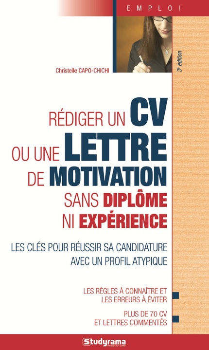 lettre de motivation sans cv