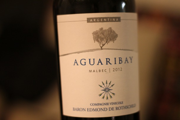 Wine of the Week: Aguaribay 2012 Malbec