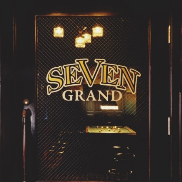 seven grand whiskey bar
